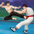 Karate Fighting Games: Kung Fu King Final Fight Icon