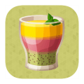 100+ Smoothie Recipes - Healthy Drinks Recipes Icon