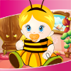 Baby Girl Dress Up Games Icon