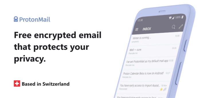 ProtonMail - Encrypted Email apk