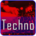 Radio Techno Music - Live Electronic For Free Icon