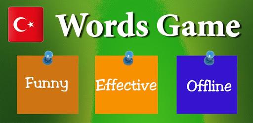 Turkish Game: Word Game, Vocabulary Game apk
