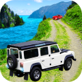 4x4 Off Road  Jeep Game: New car games 2019 Icon