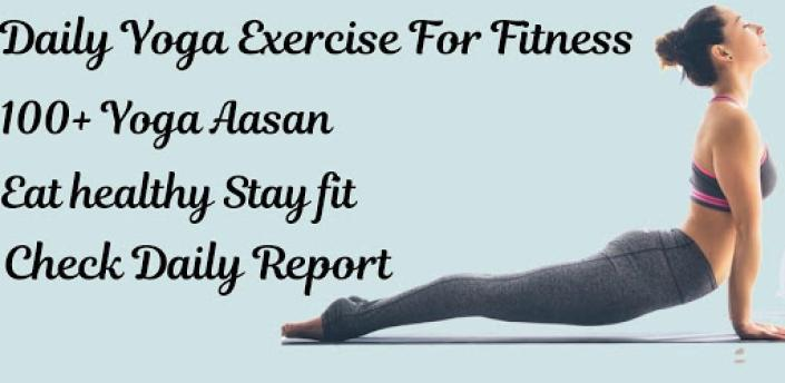 Daily Yoga workout - Yoga Fitness exercise & Diets apk
