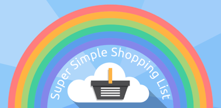 Super Simple Shopping List apk