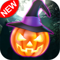 Halloween Games 2 - fun puzzle games match 3 games Icon