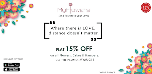 MyFlowers: Send Flowers, Cakes, Hampers and Gifts apk