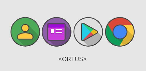 Ortus Icon Pack apk