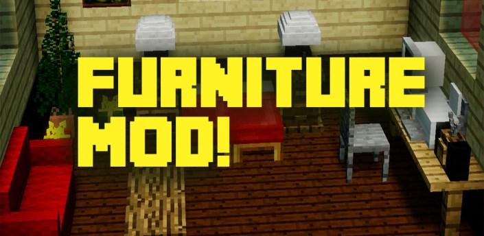 Furniture mod for mincraft apk