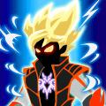 Stickman Shadow: Dragon War Fighting Game Icon