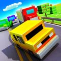 Blocky Highway: Traffic Racing Icon