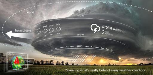 live weather forecast app free apk