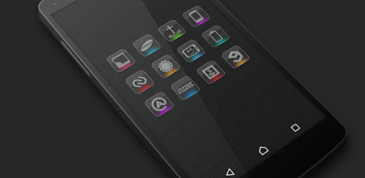 Color Gloss - Icon Pack apk