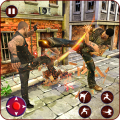 Kings of Street fighting - kung fu future fight Icon