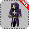Skeleton Skins for Minecraft PE Icon