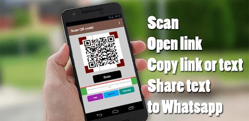Now QR Scanner - Scan Copy or share QR code Data apk