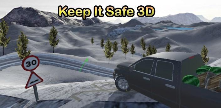 Keep It Safe 3D transport game apk