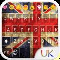 UK Keyboard Emoji Skin Icon