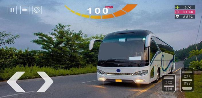 Heavy Bus Simulator 2020 - Offroad Bus Driving apk