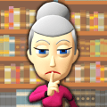 Silent library challenge Icon