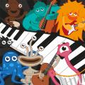 Kids Piano Games PRO Icon