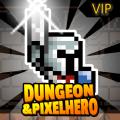 Dungeon & Pixel Hero VIP Icon