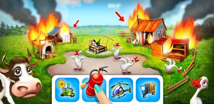 Farm Frenzy Free: Time management farming games 🌻 apk