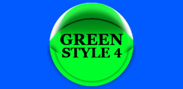 Green Icon Pack Style 4 ✨Free✨ apk