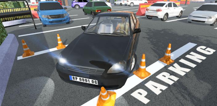 Russian Cars: Parking apk