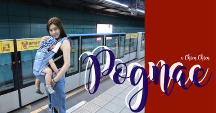 【遠離腰痠背痛媽媽手 | 韓國Pognae坐墊揹巾全系列】