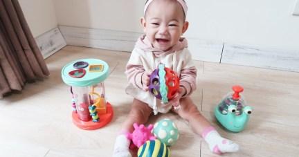 【用感統玩具教出聰明小孩 | 美國B.Toys感統玩具 2020最完整分享】