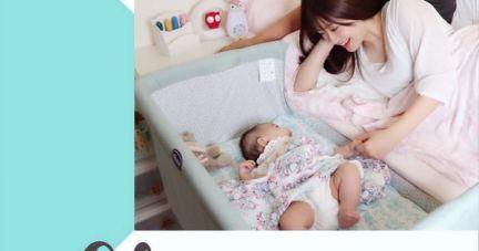 團購【寶寶好眠 爸媽安心 | Chicco Next 2 Me多功能移動舒適床邊床】