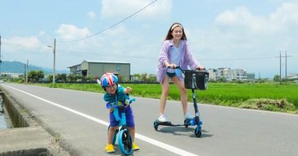 【滑步車、滑板車怎麼買?|來自歐洲愛爾蘭的騎乘專家 Y.Volution平衡滑步車/翹臀搖擺車】