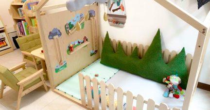 【孩子心中最有愛的家 | 孩記得OUAT 蒙特梭利遊戲木屋/床屋】