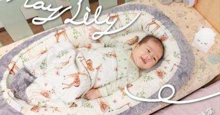 【寶寶好好眠|波蘭Maylily 竹纖維柔雲睡窩。暖毯。萬用巾。寶貝枕。推車墊】