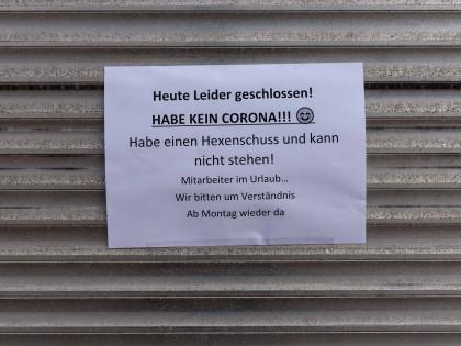 Coronavirus Witze Uber Alte Weisse Manner Sind Dumm Und