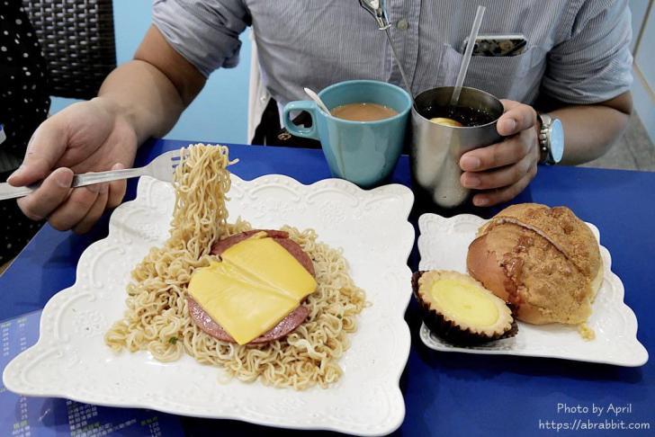 20200302164558 57 - 台中港式早餐│剛剛出爐正宗港式早餐來啦!菠蘿油、午餐肉撈丁都好吃