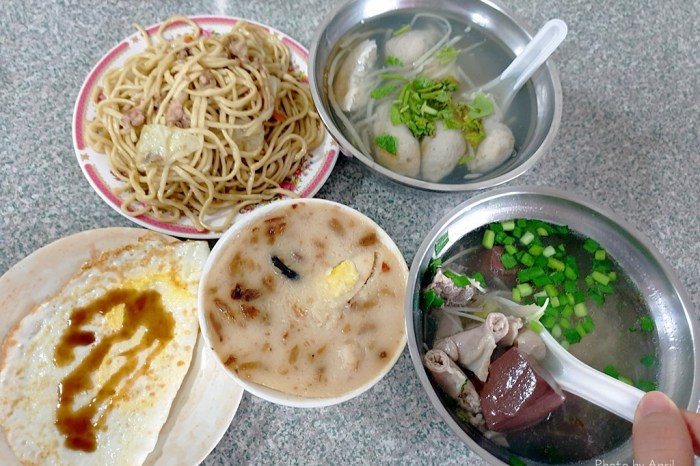 不用下台南,台中這邊就有正宗麻豆碗粿!一天營業6小時