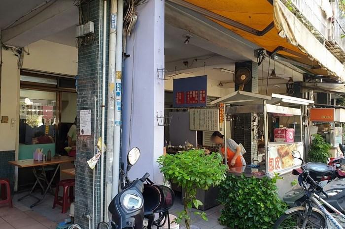 阿舍豬血湯|松竹國小旁的人氣早餐,竟然還賣包皮?每天只賣5小時