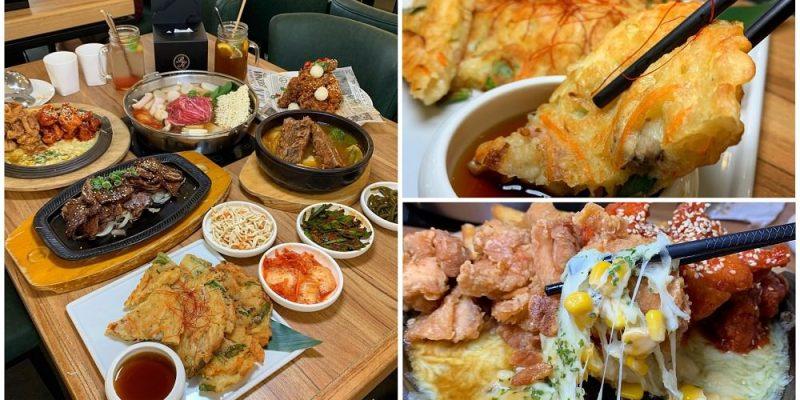 [全台美食] 韓虎嘯 - 以為到韓國!你看過的韓劇菜色這裡通通都有