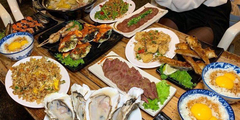 [台南美食] 府城騷烤家 - 雪人豬油拌飯、炭烤雞佛、明太子秋刀魚只有這裡有!