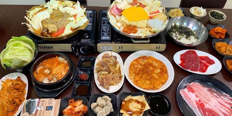 [台南美食] 韓善宮 - 用小吃價格也能吃到韓國料理的餐廳
