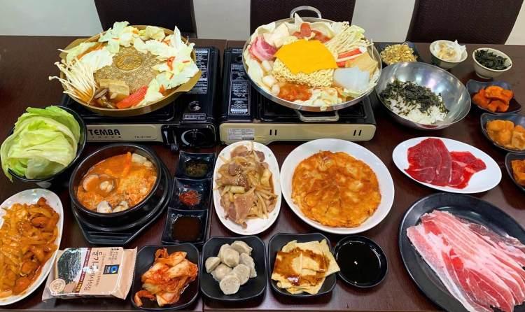 [台南美食] 韓善宮 – 用小吃價格也能吃到韓國料理的餐廳