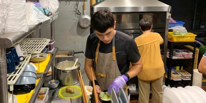 [台南美食] 米式幽默 - 帥氣的米腸歐巴從餐車變成店面了!