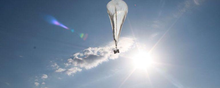 Aerostato de gas estratosférico - RAVEN AEROSTAR - para misiones ...