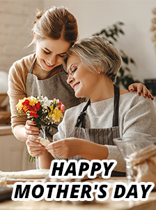 Happy Mother's day promotion
