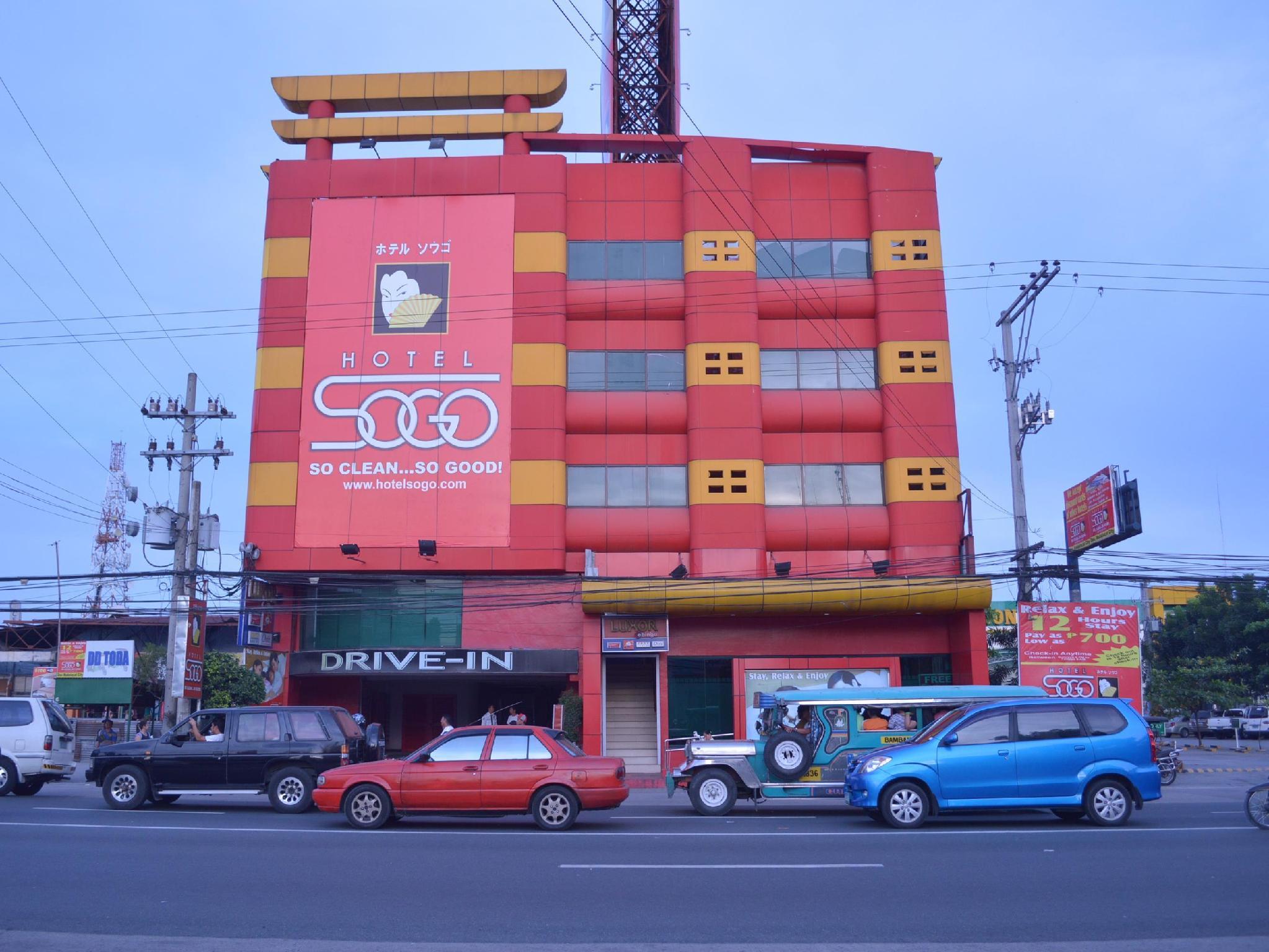 Hotel Sogo Dau Angeles Clark Philippines Great