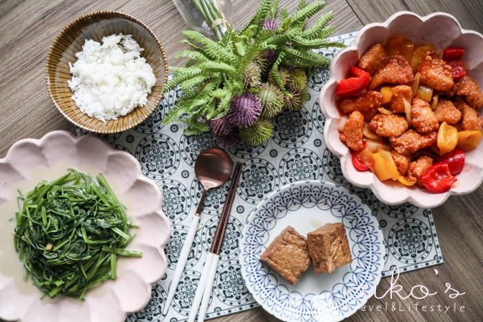 【中式料理】偷吃步糖醋雞丁,免起油鍋快手上菜。