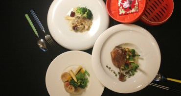 高雄│中央公園英迪格酒店過年限定中西式套餐,還有滿滿年味菜色的自助吧任挑選