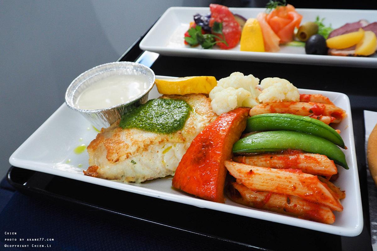 松山羽田 ANA商務艙飛機餐